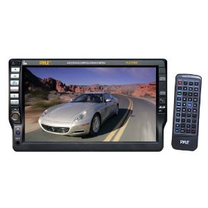PYLE PLD71MU 7-Inch TFT Touch Screen DVD/VCD/CD/MP3/CD-R/USB/AM/FM/RDS Receiver