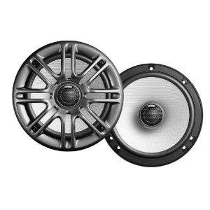 Polk Audio DB 650 6.5-Inch Coaxial Vehicle Speakers (Pair, Black)