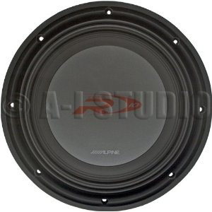 Alpine Type-R SWR-1542D - Car subwoofer driver - 750 Watt - 15
