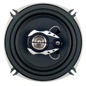Boss Audio LA53 5.25-Inch 3-Way Speaker with Diecast Aluminum Frame (Single)