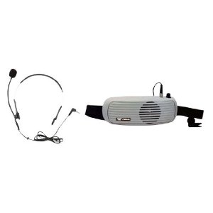 PYLE-Pro PWMA20 Waistband Microphone Amplifier