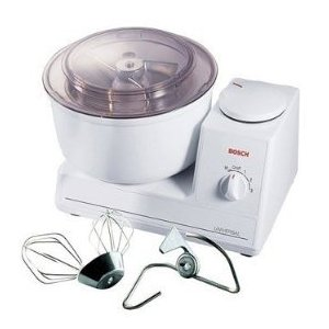 Bosch MUM6612EU 220 Volt Mixer w/ Plastic Bowl - WILL NOT WORK IN USA