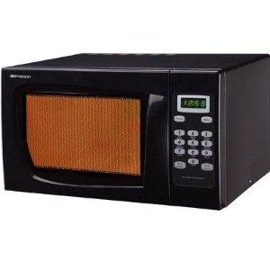 Emerson Microwave Oven Touch Control Black