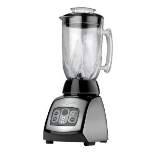 Black & Decker BLC18750DMS Cyclone 18-Speed Blender with 48-Ounce Glass Jar, Stainless Steel