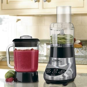 Cuisinart SmartPower Duet� Blender/Food Processor