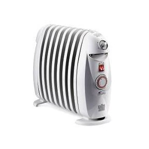 DeLonghi Oil-filled Safety Heater - Frontgate