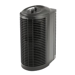 Holmes HAP412BN-U HEPA-Type Mini Tower Air Purifier