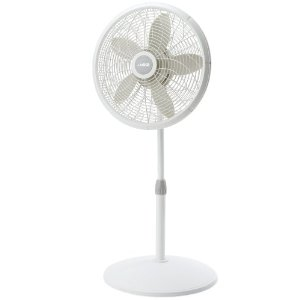 Lasko 1820 Performance 18-Inch Adjustable Oscillating Pedestal Fan