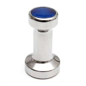 RSVP Top-Dot Commercial Tamper, Blue