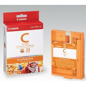 Canon Easy Photo Ink/Paper Set - E-C25
