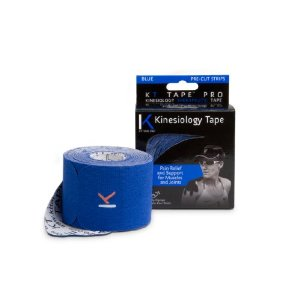 KT TAPE Professional Kinesiology Therapeutic Tape - 240 Inch Pre-Cut Roll