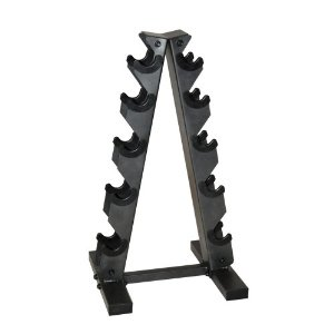 Cap Barbell A Type Dumbbell Rack