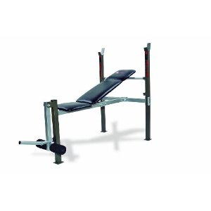 Elite Fitness Standard Weight Bench
