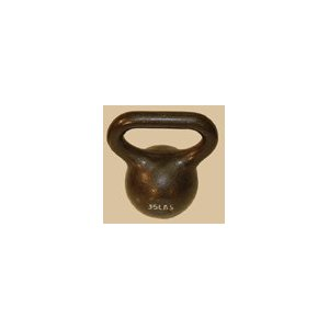 35 lb. Wide Handle Kettlebell
