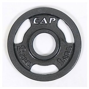 Cap Barbell 2.5 lbs. Olympic Grip Plate