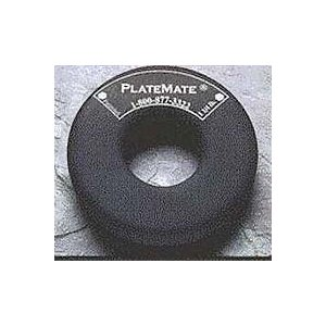 PlateMate Micro Loading 5/8 Pound Donut Weight Plate - 1 Pair