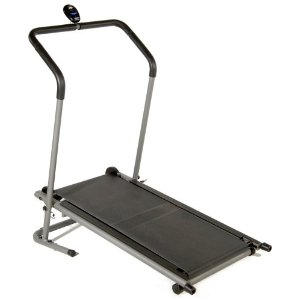 Stamina InMotion T3000 Manual Treadmill with Full Handlebar