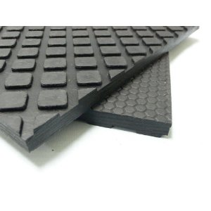 Maxx-Tuff, Rubber Floor Protection Mat 12mm thick