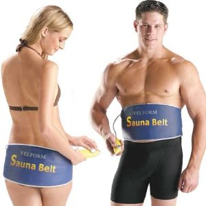 NEW! Velform� Sauna Belt BNIB! TONE UP QUICKLY