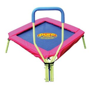 Pure Fun Kid's First Jumper Trampoline
