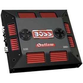 Boss OL3KD Class D Monoblock Power Amplifier with Remote Subwoofer Level Control