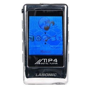 Lasonic VP-02GC 2GB USB MP4/MP3/FM/Recorder Player 1.8