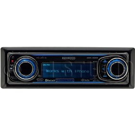 Kenwood eXcelon KDC-X993 - Radio / CD / MP3 player / digital player - Full-DIN - in-dash - 50 Watts x 4