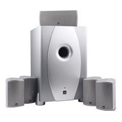 DUAL LHT3000S 520 Watt 6-PIECE Home Theater Speaker System