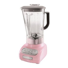 KitchenAid 56-oz. Polycarbonate 5-Speed Blender - Pink