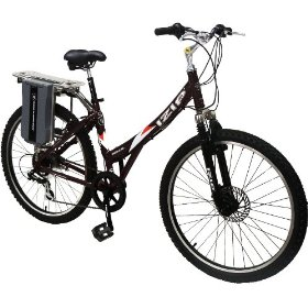 Currie Technologies Izip Trailz AL Womens Electric Bike
