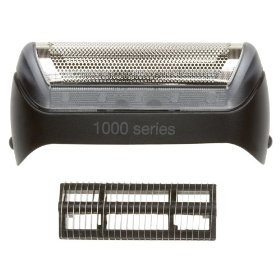 Braun Replacement Foil and Block, 1000 2000 For Free Control and Cruzer Shavers