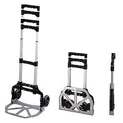 Magnacart mcx cart folding 150lb 39in tall 5in rubber wheels