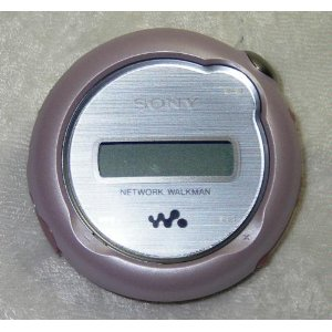 Sony Pink Network Walkman NW-E105 MP3/Atrac3Plus Player