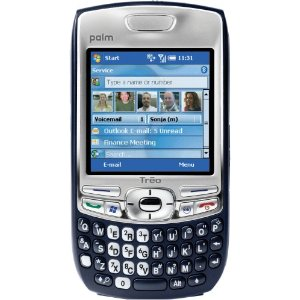 Palm Treo 750 Unlocked Phone with 3G, MP3/Video Player, and MiniSD Slot--U.S. Version with Warranty