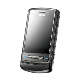 LG KE970 Shine Unlocked Phone with 2 MP Camera, MP3/Video Player, and MicroSD Slot--International Version with No Warranty (Titanium Black)
