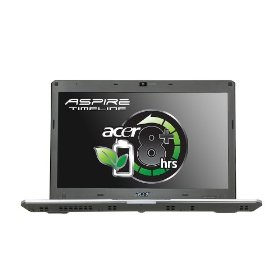 Acer Aspire Timeline AS3810T-6376 13.3-Inch Brushed Aluminum Laptop - Over 8 Hours of Battery Life