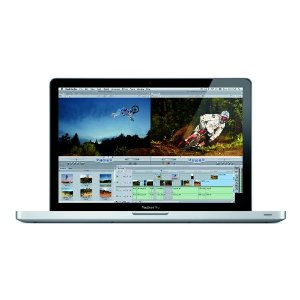 Apple MacBook Pro MB985LL/A 15.4-Inch Laptop