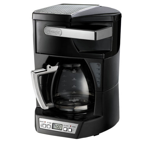 Delonghi dcf212t coffeemaker 12 cup programmable