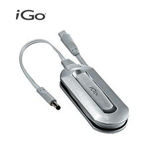 IGo Dual Power Charger! Charge two devices at once! 273-1787