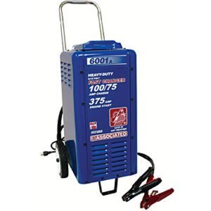 Associated Equipment ASO6001A Battery Charger 6/12Volt- 100 Amp- 550 Amp Boost