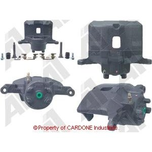 A1 Cardone 192614 Friction Choice Caliper