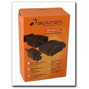 Actron - SUPER AutoScanner Cable Kit, Ford Probe/MECS Cable (CP9131)