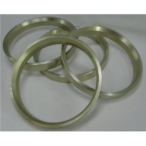 Hub Centric Rings 73.00 - 66.56 Aluminum Hubcentric