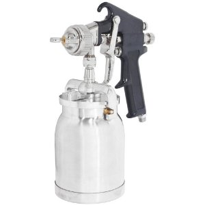 Professional Spray Gun with Dripless Cup