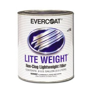 Evercoat Lite Weight Body Filler Gallon
