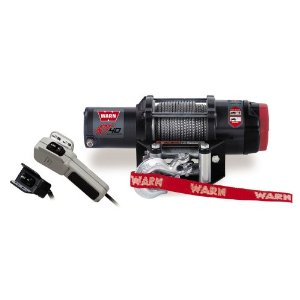 Warn 77000 RT40 Rugged Terrain 4000-lb Winch