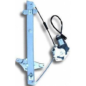 93-97 TOYOTA COROLLA FRONT WINDOW REGULATOR LH (DRIVER SIDE), With Motor (1993 93 1994 94 1995 95 1996 96 1997 97) 2815 6982002051