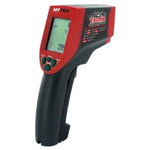 MicroTemp MT-TQ3 Digital Infrared Thermometer