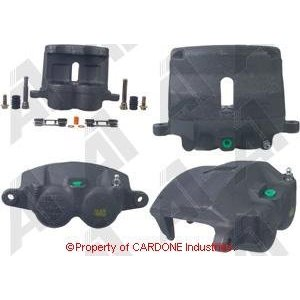 A1 Cardone 184861 Friction Choice Caliper