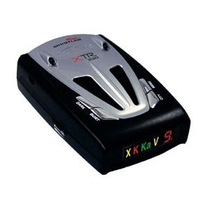 Whistler XTR-330 Laser/Radar Detector with Patented  POP Mode Detection